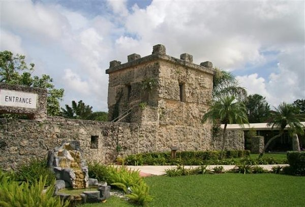 How Was Coral Castle Built Ghost Radio