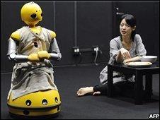 robot-actor