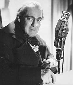 Lionell Barrymore as Scrooge