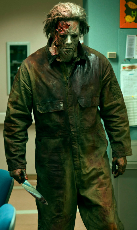 Photos: New Michael Myers Pic From H2! | Ghost Radio