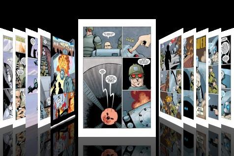 digital comics | Ghost Radio