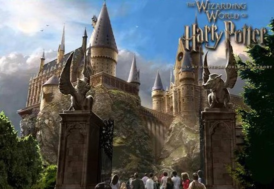 "harry potter castle pictures. of Harry Potter"" visit its"