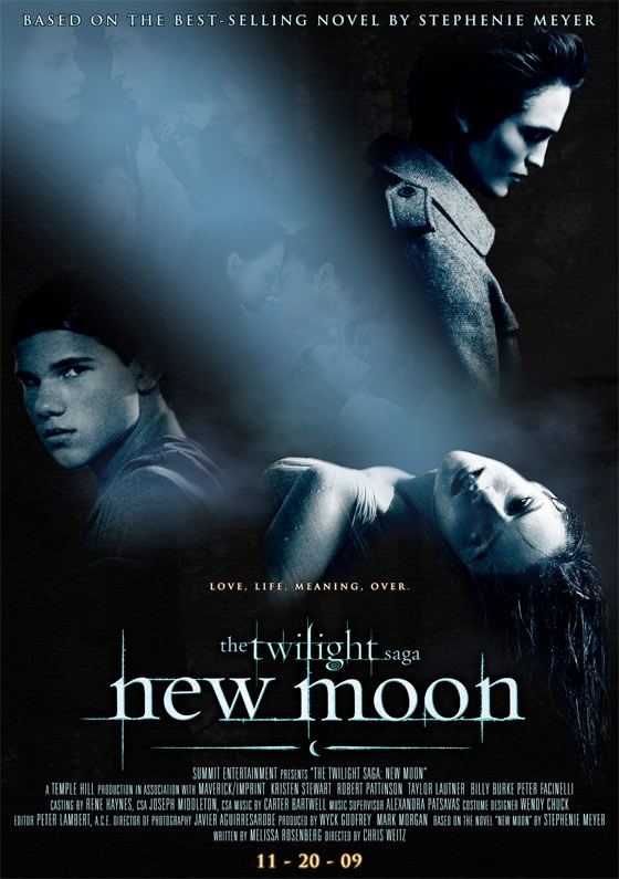 New moon movie tickets tinsel town