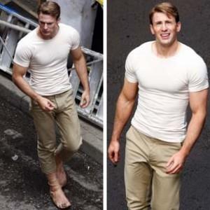 Video: Captain America...