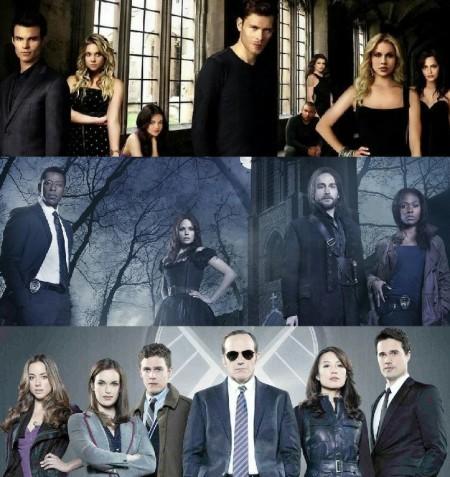 genre shows 2013
