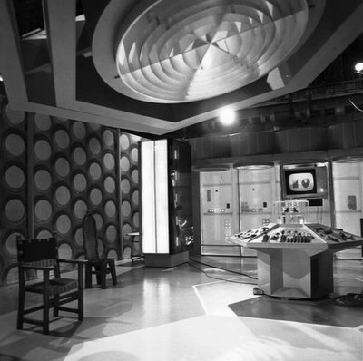 Hartnell-tardis-interior