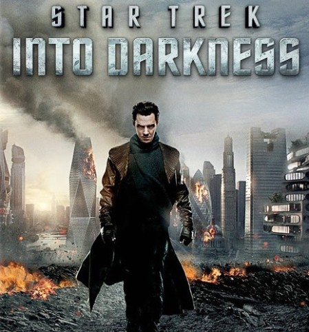 Star Trek Into Darkness bluray UK